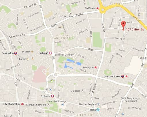 headshot-london-photography-address
